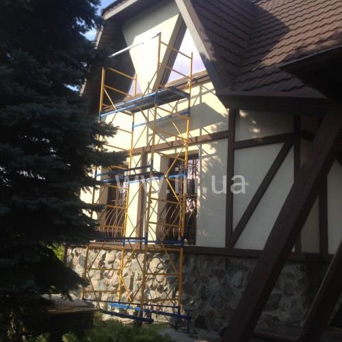 Ремонт и реставрация деревянных окон: замена стеклопакетов частный дом